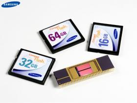Samsung Announces First 40-nanometer Device 32 Gb NAND Flash with Revolutionary Charge Trap Technology
