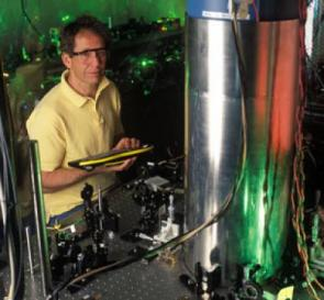 Mercury Atomic Clock Keeps Time with Record Accuracy