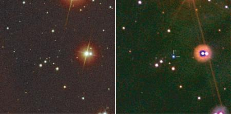 Scientists watch supernova in real-time