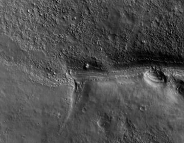 NASA's New Mars Orbiter Returns Test Images
