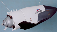 Russia's Kliper Shuttle