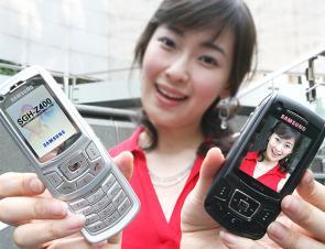 Samsung's SGH-Z400