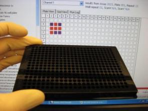 Prototype DNA computer -- MAYA-II