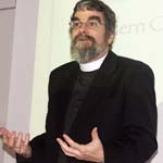 Guy Consolmagno of the Vatican Observatory waxes poetic about the nature of the universe and God.