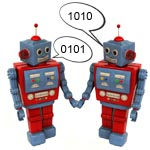 When robots learn social skills