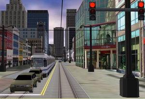 Computer Visualization Puts Cars Back on Buffalo's Main Street