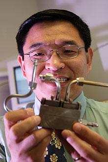 Professor Lu