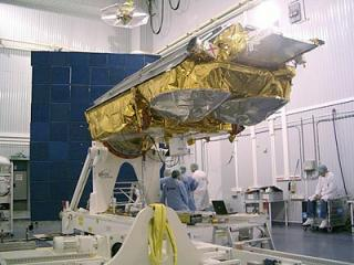 CryoSat in the clean room