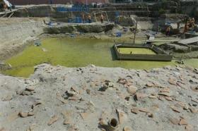 1,500-year-old Byzantine port discovered (AP)