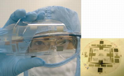 Organic micro-sensors provide quick, convenient medical diagnostics at home