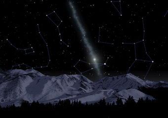 River of Stars Illustration