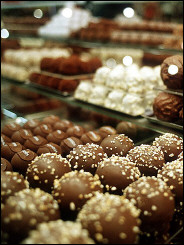 Chocolate truffels for sale