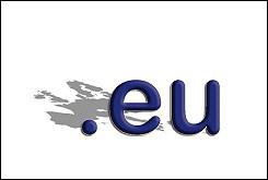 European registry of Internet domain names (Eurid) .eu logo