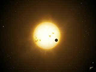 Astronomers discover two new planets, both among the hottest ever