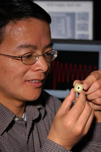 UF engineer develops tiny, easily mass-produced motion sensor