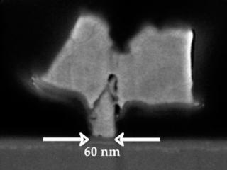 Beyond silicon:  Researchers demonstrate new transistor technology