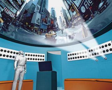 The Multimedia Dome