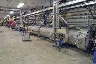 Free-electron laser targets fat