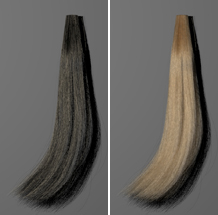 Making Hair Realistic in Computer Animation