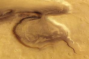 Mars Express and the story of water on Mars