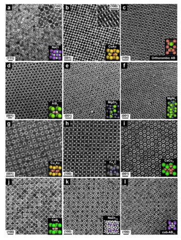 New Nanotechnological Structures Reported for the First Time