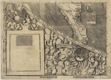 NIST to Preserve 1507 Map: America's 'Birth Certificate'