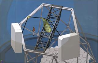 $5 million in challenge grant to study elusive dark energy