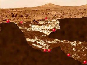 Engineers envision exploring Mars with mini probes