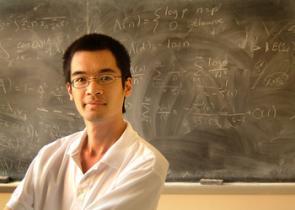 Terence Tao, UCLA professor of mathematics