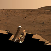 NASA Posts Panorama to Celebrate Rover's 1,000th Martian Day
