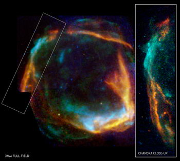 New evidence links stellar remains to oldest-recorded supernova