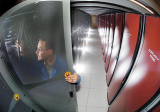 Red Storm upgrade lifts Sandia supercomputer to 2nd in world, but 1st in scalability