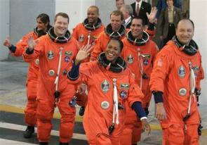 Shuttle Crew Among the Most Diverse (AP)