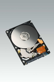 Fujitsu to Release 200 GB 2.5'' Hard Disk Drive Designed for 24-hour Continuous Operation