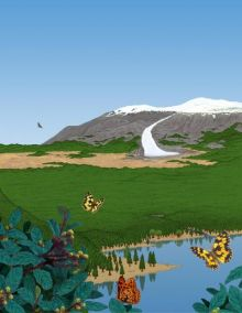 Reconstruction of Ancient Greenland