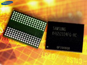 Samsung Develops Fastest GDDR5 Memory at 6 Gb/s - World's Fastest Memory