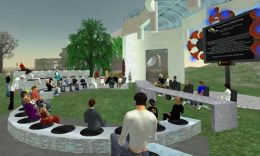 University of Tokyo Expands Second Life Type Games