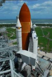Space Shuttle Discovery 'Go' For Oct. 23 Launch
