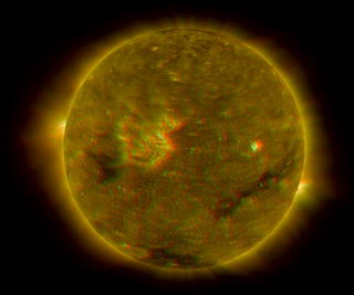 NASA releases first 3-D images of the sun from STEREO