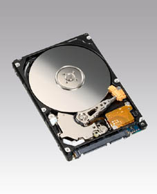 Fujitsu to Release 2.5'' HDD with World-Class 320 GB Capacity
