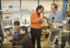 Scientists Discover Gold Clusters Stabilize Platinum Electrocatalysts For Use in Fuel Cells
