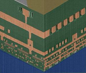 IBM Airgap Microprocessor