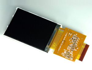Samsung Develops High-rez LCD Mobile Display that Automatically Adjusts Brightness