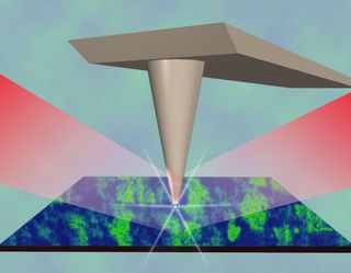Collaboration yields 'the right glasses' for observing mystery behavior in electrons