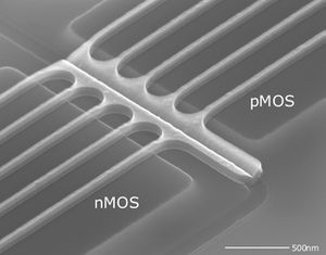 IMEC increases performance of high-k metal gate planar CMOS and FinFETs
