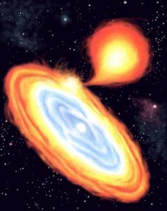Accreting Neutron Star