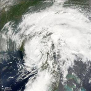 Alberto -- The Atlantic's First 2006 Storm
