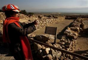 Ancient Latrine Fuels Debate at Qumran (AP)