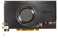 ASUS Showcases New Generation Audio Card at Computex 2007