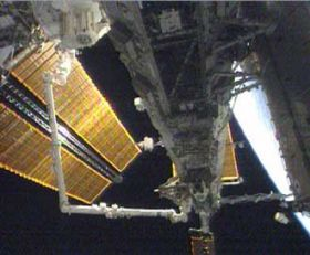 Atlantis Astronauts Making 2nd Spacewalk
